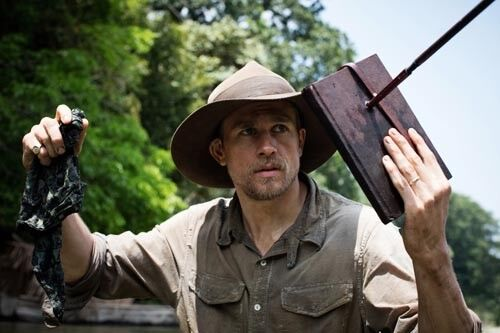 Hunnam Charlie [The Lost City of Z] (62617) 8x10 Photo