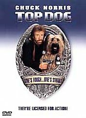 Top Dog 1995 DVD Aaron Norris DIR 1995 $4.07