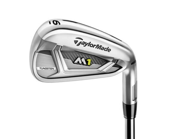 New Taylormade M1 Single Iron / PW AW SW - Choose LH/RH Club Loft Shaft Flex M 1