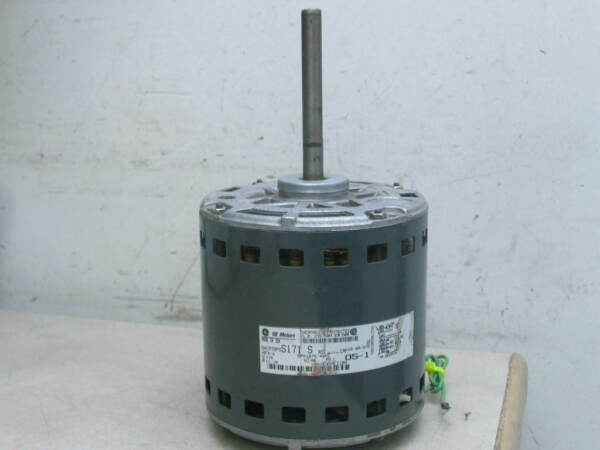 GE 5KCP39PGS171S Furnace Blower Motor 3 4HP 1075RPM 4SPD 1PH 115V HC45AE118A $100.00