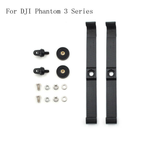 Night Flying LED Light Fixed Frame Holder Mount FPV Drone Part For DJI Phantom 3