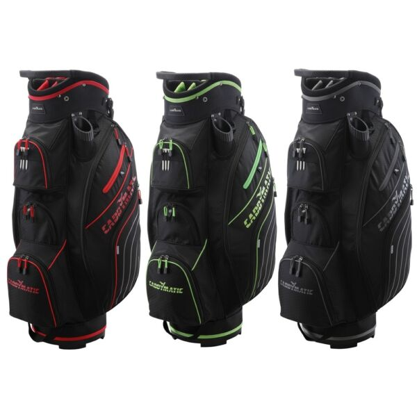 Caddymatic Golf Deluxe 14-Way Cart Bag