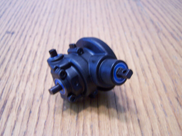 Traxxas 1 10 Summit Front or Rear Differential Diff Gearbox Housings T Lock