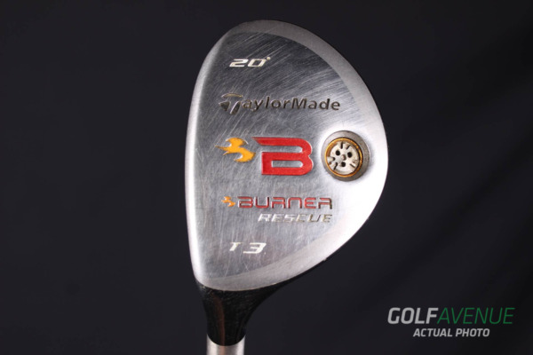 TaylorMade Burner Rescue Tour Launch 3 Hybrid 20° Stiff LH Graphite #9646