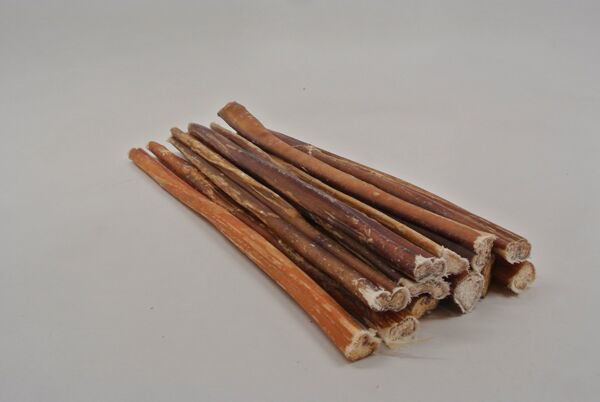 Top Dog Chews THICK GRADE AA 12quot; Bully Sticks 12 Pack $44.95