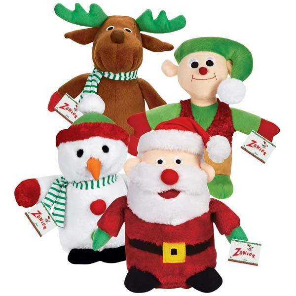 Christmas Santa Snowman Reindeer Elf friends singer voice chip dog toy toys B4 $12.99