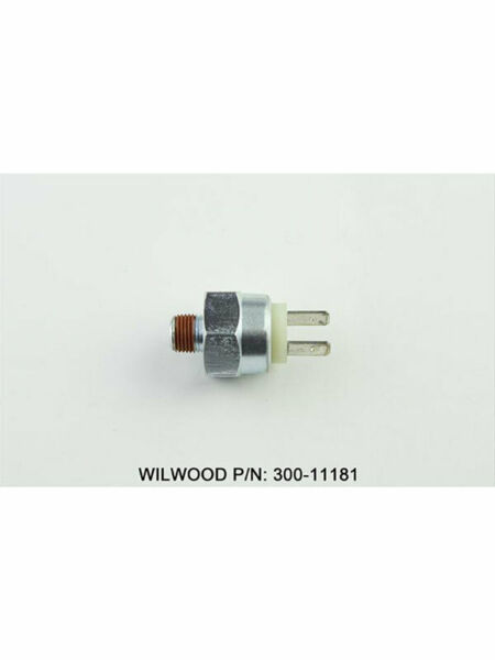 Wilwood Switch Brake Light Type Fluid Pressure Actuation Momentary … (300-11181)