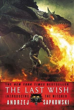 Last Wish Paperback by Sapkowski Andrzej Like New Used Free shipping in t...