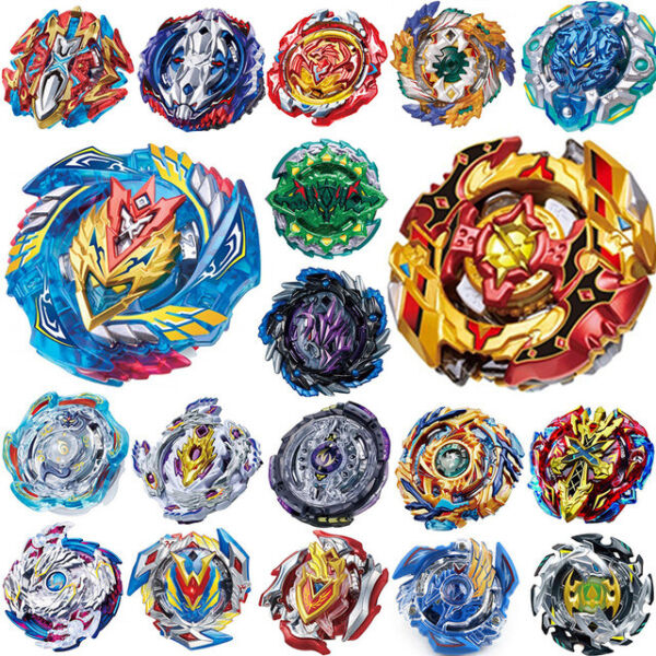 Beyblade Burst 2019 Starter Pack w Launcher child gifts Hot toy RARE Xmas Gift