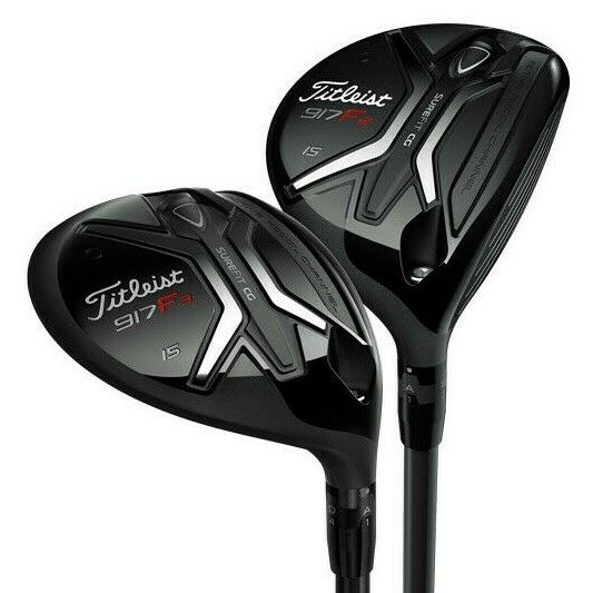 Brand New Titleist 917 Fairway Wood Choose F2 F3 Loft Shaft Flex