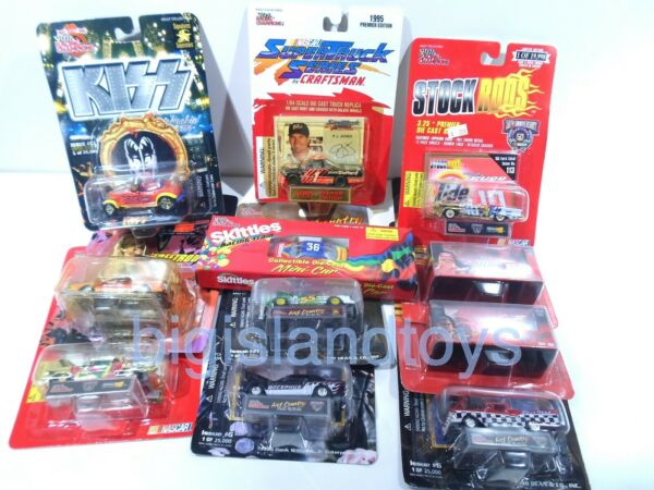 Racing Champions 1:64 Die Cast Cars Stock Mail Away Country Multi Listing PICK