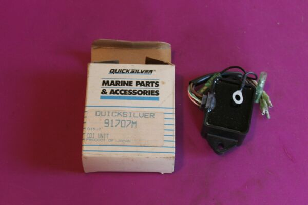 NOS OEM Mercury CDI Unit. Part 91707M. Acquired from a closed dealership. $39.99