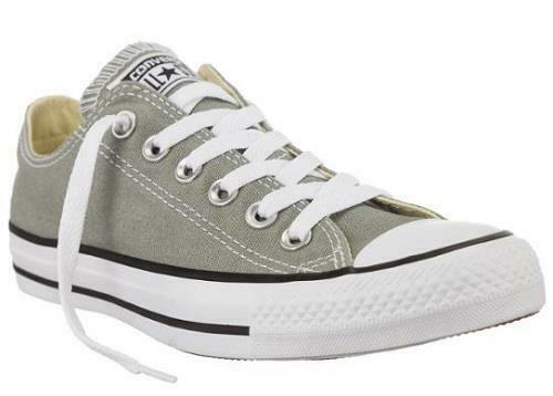 CONVERSE Unisex All Star Chuck Taylor Light Camo Green Athletic Shoes 155575F