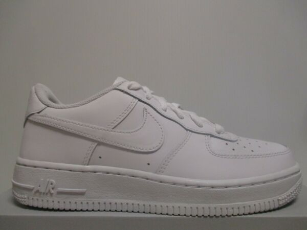 NIKE AIR FORCE LOW (WHITE) BASKETBALL YOUTH