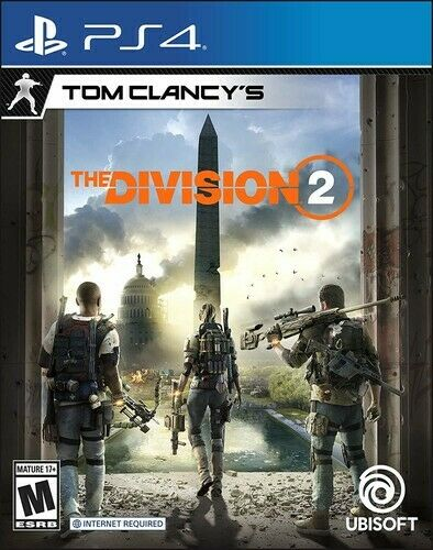 Tom Clancy#x27;s The Division 2 for PlayStation 4 PLAYSTATION 4 PS4 Action $7.88
