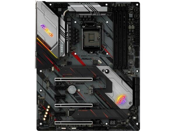 ASRock Z390 PHANTOM GAMING 7 LGA 1151 300 Series Intel Z390 SATA 6Gb s ATX Int