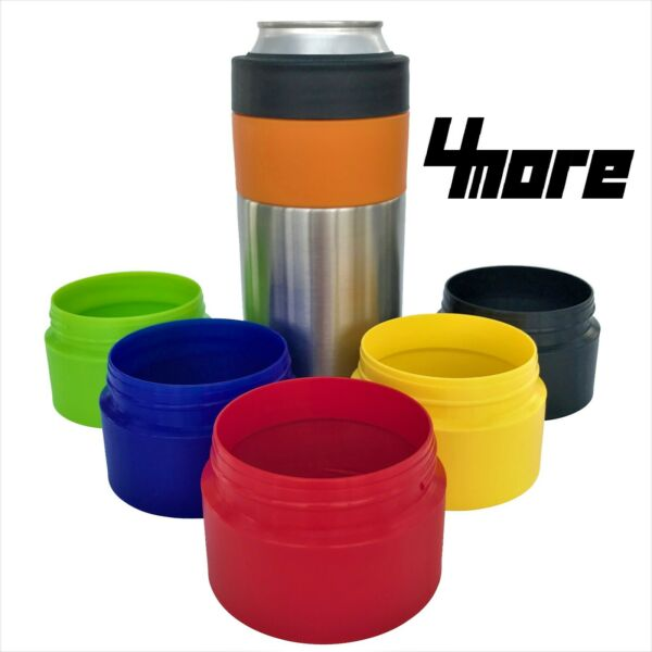 4more - 16oz Adapter for Yeti Colster RTIC Ozark Trail and more!