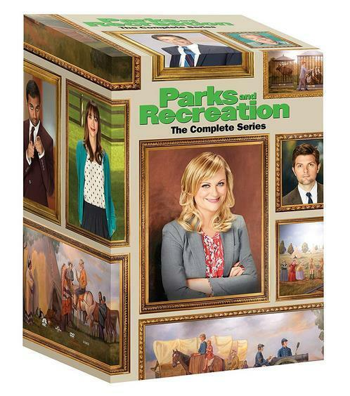 Parks and Recreation: The Complete Series [New DVD] Boxed Set Slipsleeve Pack