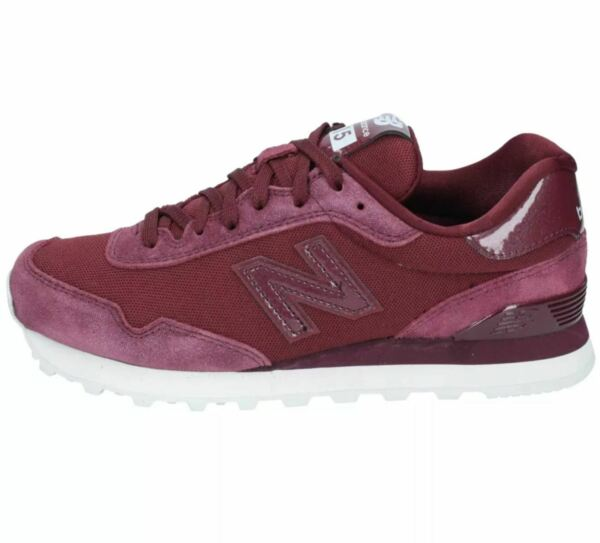 NEW BALANCE 515 Classic Sneakers Athletic Glitter Women's Suede Casual Shoes