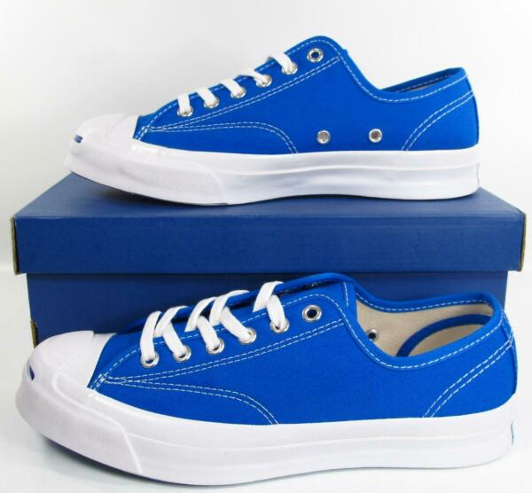 Converse Jack Purcell JP Signature Series Ox SOAR Blue 155591C 6.5 Men / 8 Women