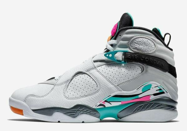 Mens Nike AIR JORDAN 8 RETRO Shoes