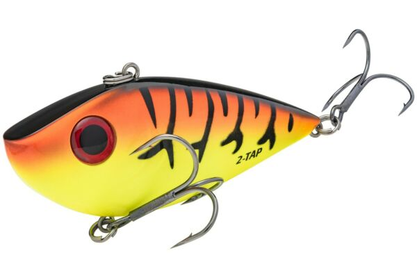 Strike King REYESDTT34-430 Green Tomato Red Eye Shad Tungsten 2 Tap Crankbait