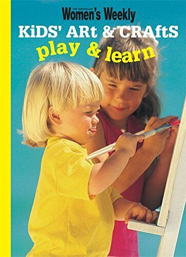 Mini Kids A&C: Play & Learn (The Australian Women'... by Tomnay Susan Paperback