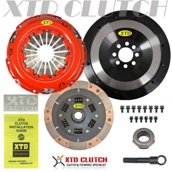 XTD STAGE 3 CLUTCH & CHROMOLY FLYWHEEL KIT 02-06 MINI COOPER S CONVERTIBLE