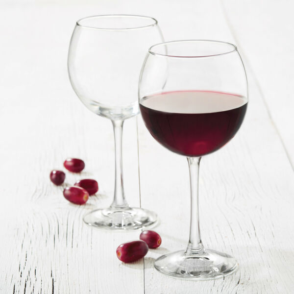Libbey Midtown Red Wine Glasses Set of 8