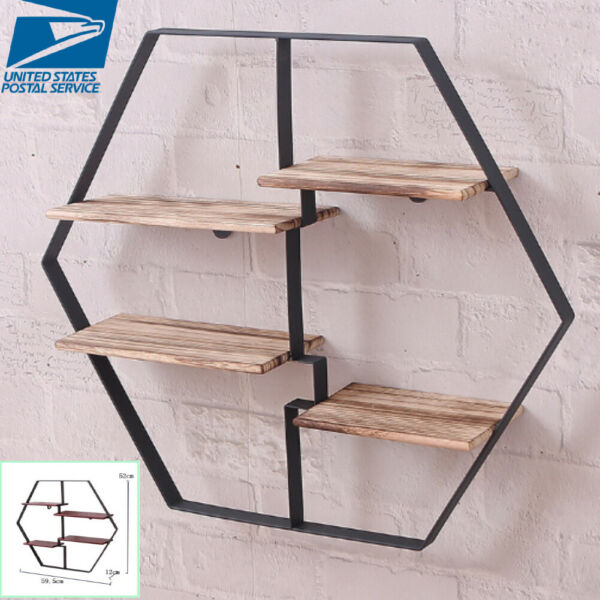 Floating Shelves Bookshelf Wall Mount Home Office Decor Storage Display Rack NEW