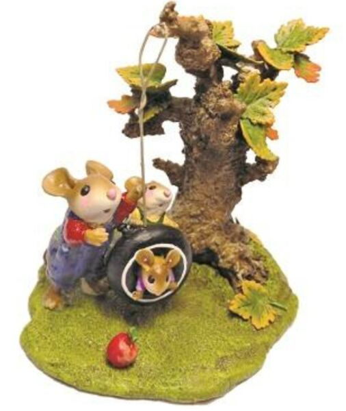 Wee Forest Folk Special Color His Autumn Breeze Sold Out