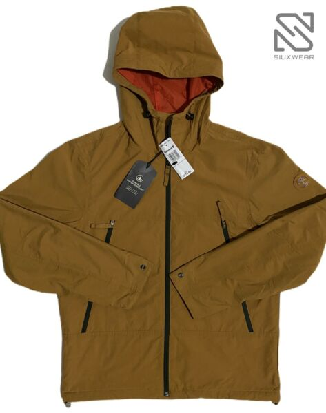 Timberland Men#x27;s Ludlow Mountain Lightweight Jacket Sz MLXL $178 $49.97