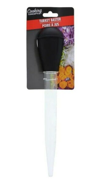 Cooking Concepts  Turkey Baster  11in.