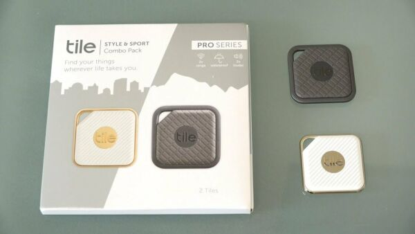 Tile Style and Sport combo  (1 Tile Sport and 1 Tile Style) - 2 Pack