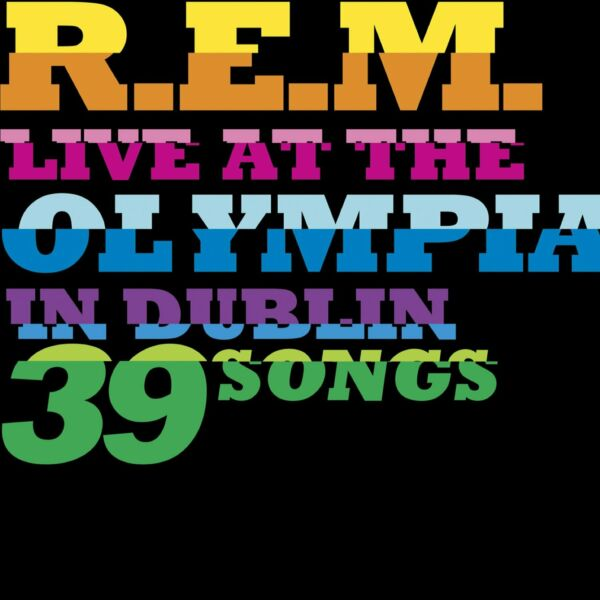 Live At The Olympia Deluxe Edition - R.E.M. 2 CD & DVD Set Sealed ! New !