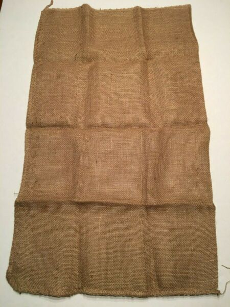 Large Natural Burlap Bags Burlap Sacks Size 23 in x 39 in