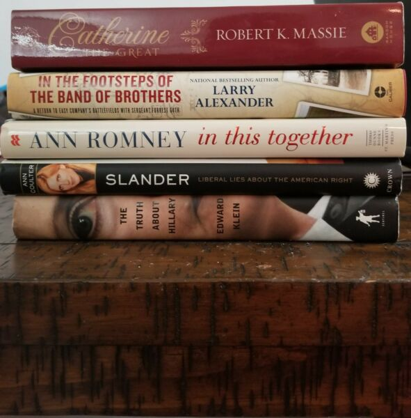 Casual Reading Book Lot Coffee Table Books