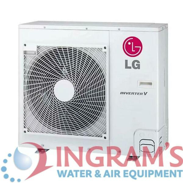 LG 19 SEER and Above 3 Ton Heat Pump Condenser LMU36CHV $3251.68