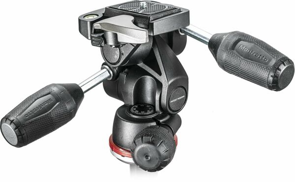 Manfrotto MH804 3WUS 804 3 Way Head