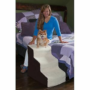 Pet Gear Deluxe Soft Step III stairs dogs cats max 150 lbs
