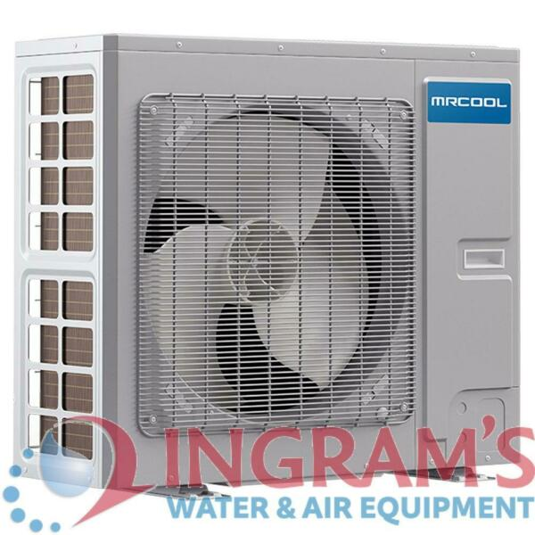 MrCool 19 SEER and Above 1.5 Ton2 Ton2.5 Ton3 Ton Heat Pump Condenser MDUO1 $1671.00