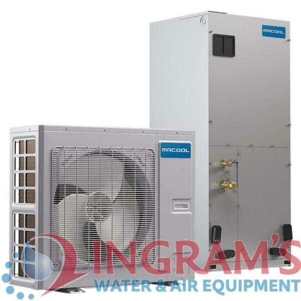MDU18024036 2 to 3 Ton 20 SEER Variable Speed MrCool Universal Central Heat Pump $2573.10