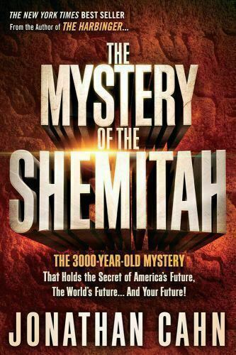 The Mystery of the Shemitah paperback book by Jonathan Cahn FREE SHIPPING