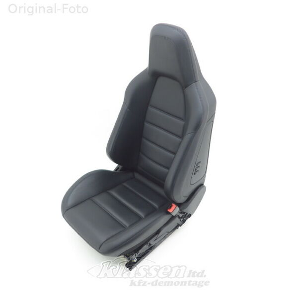 seat front Right Mercedes C-Class 204 C 63 AMG 08.07- 221A leather