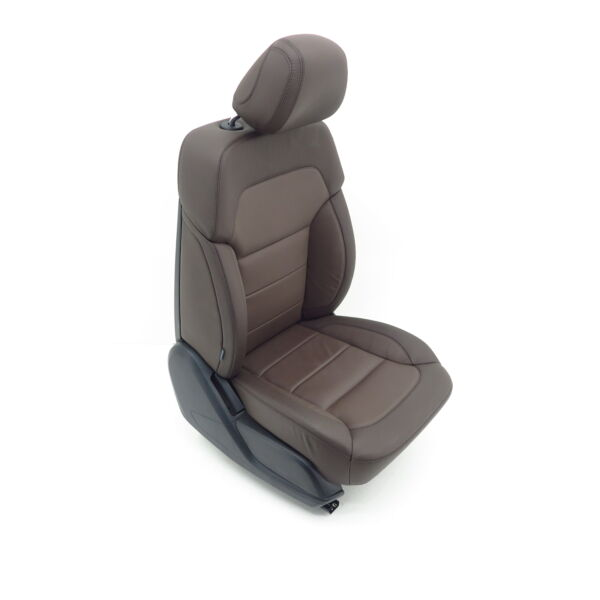seat front Right Mercedes M-CLASS W166 ML 254A leather brown