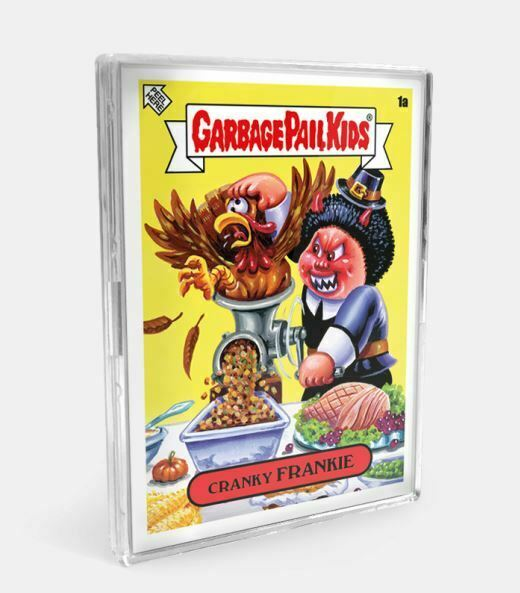 2019 Topps Garbage Pail Kids We Hate the Holidays On Demand 20 Card Base Set