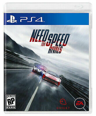 NEED FOR SPEED: RIVALS  (PS4) FREE SHIPPING