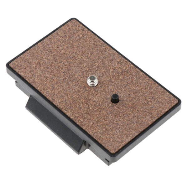 Tripod Mounting Quick Release Plate for YUNTENG VCT 998 Lightweight