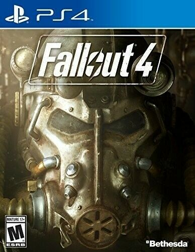 Fallout 4 for PlayStation 4 PLAYSTATION 4 PS4 Action Adventure Video Game $7.81