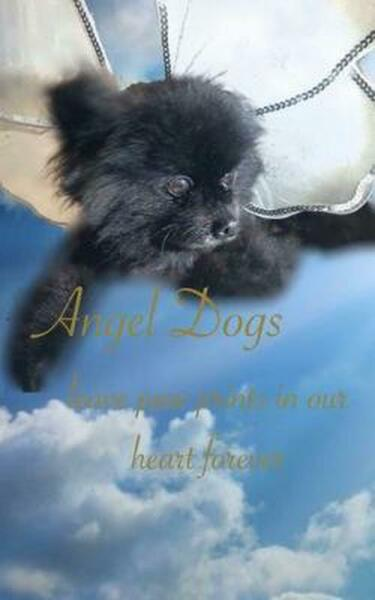 Angel Dogs in Heaven by Sir Michael Huhn English Paperback Book Free Shipping $14.53